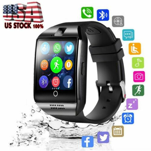 Life Waterproof Bluetooth Smart Watch Unlocked Watch for Huawei Honor Play 9 8 7 Cell Phones & Accessories