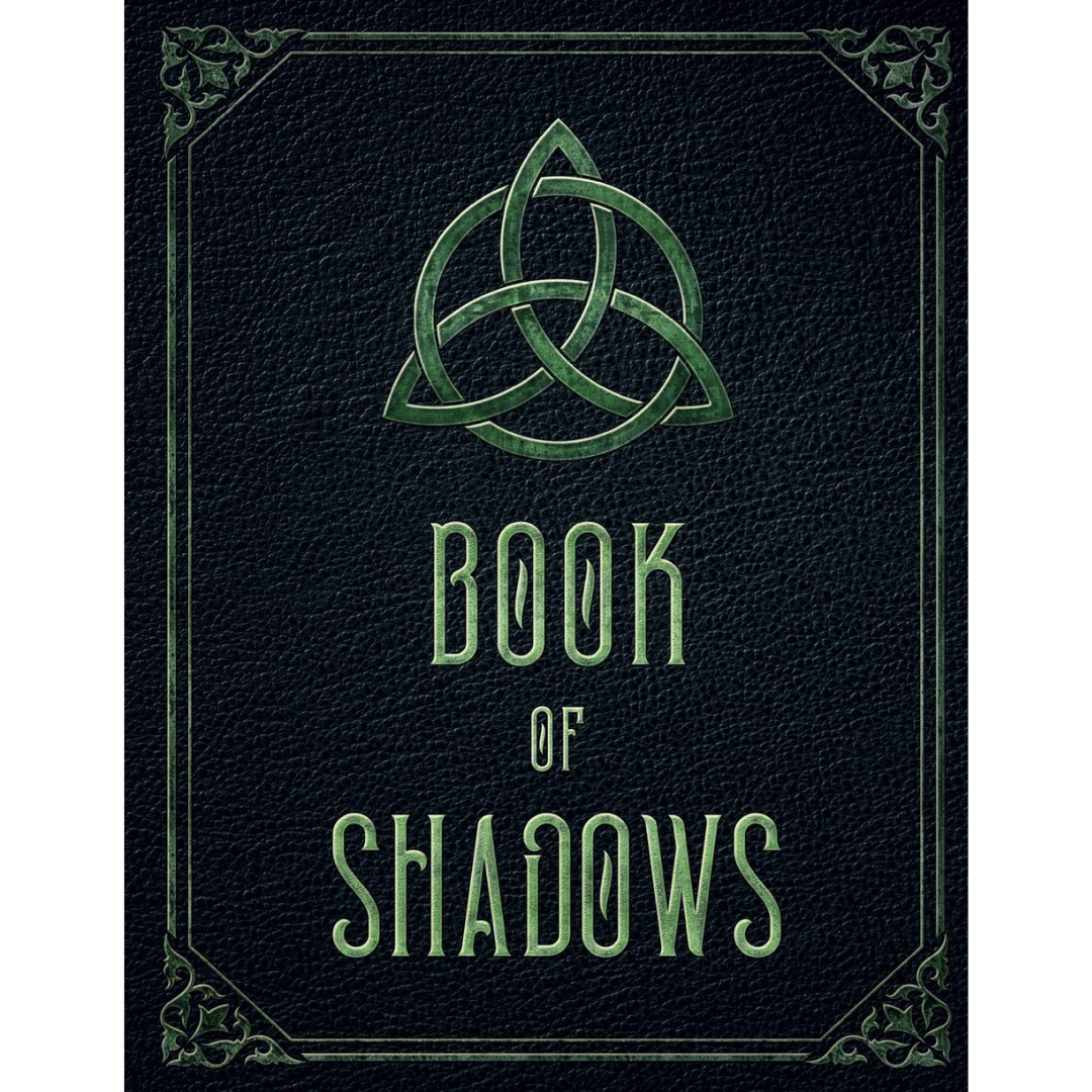 Book Of Shadows Wicca Large Blank Spell Book Grimoire Paperback January 20, 2019 - $9.56