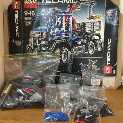 Lego Technic Model 8273 Off-Road Truck Body only Toy Race Car Collection