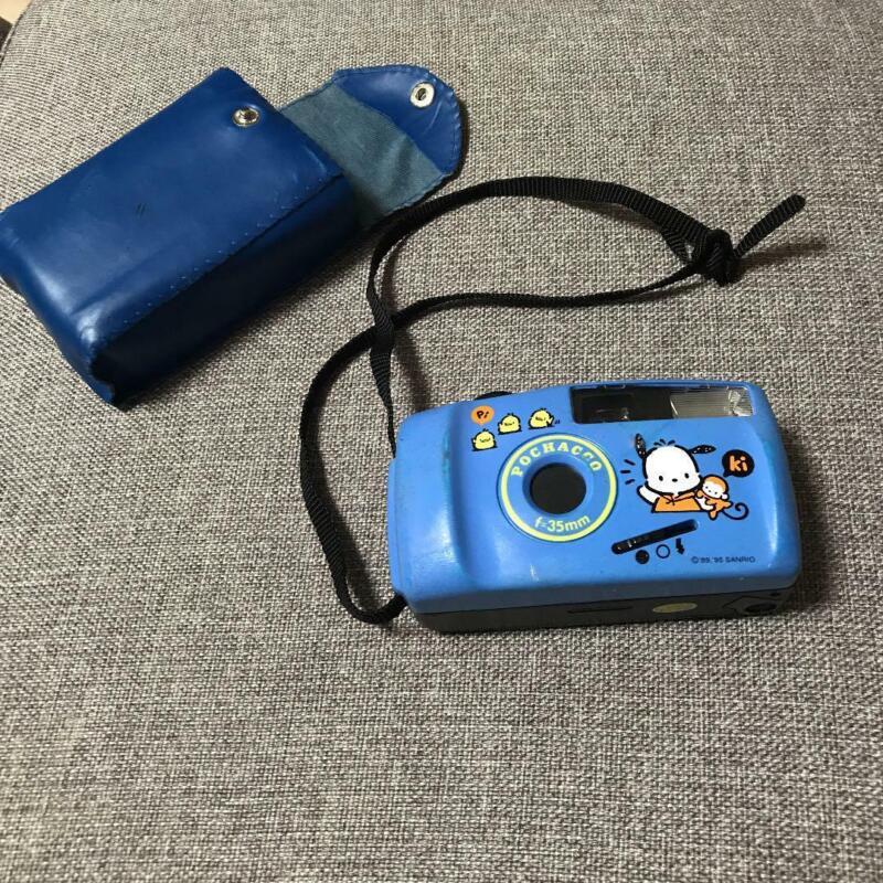 Pochacco Toy Camera Retro Sanrio