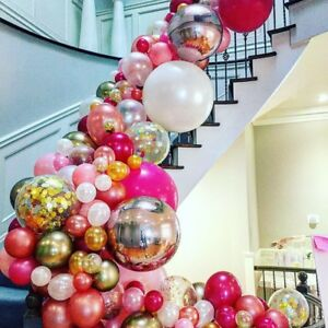 Balloons, Party Decor , Flower Walls , Birthdays