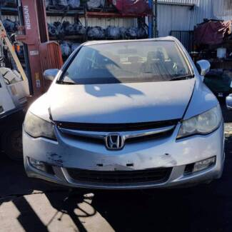 Wrecking a 2006 HONDA CIVIC HYBRID for Parts