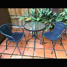 Outside table and chairs Hornsby Hornsby Area Preview