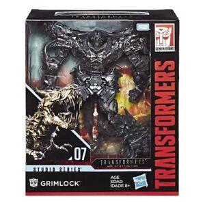 Transformers Studio Series 07 Leader Class Movie 4 Grimlock Figure