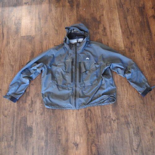 Simms Gortex Paclite Shell Fly Fishing Jacket. Size XL.