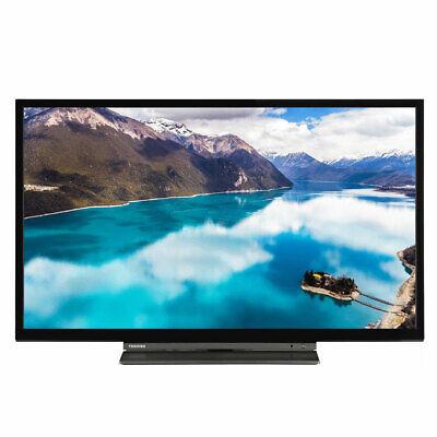 "Toshiba 24WL3A63DB 24"" Smart HD Ready LED TV Freeview Play Alexa Compatible"