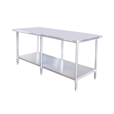 New Atosa Sstw-3096- 96 Series 96 Stainless Work Table