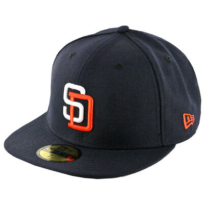 New Era 59Fifty San Diego Padres Co 1998 Tony Gwynn Fitted Hat  Navy  Mlb Cap