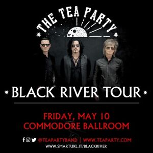 Tea Party Tickets (Vancouver show)