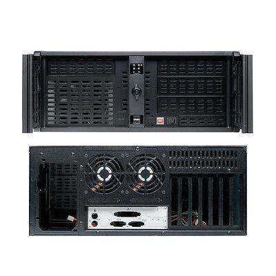 """TOPSELLER - FANTEC TCG-4800X07-1 - 19"""" Servergehäuse - 4HE 528mm ohne Netzteil"""