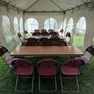 Party and Tent Rentals: Full service