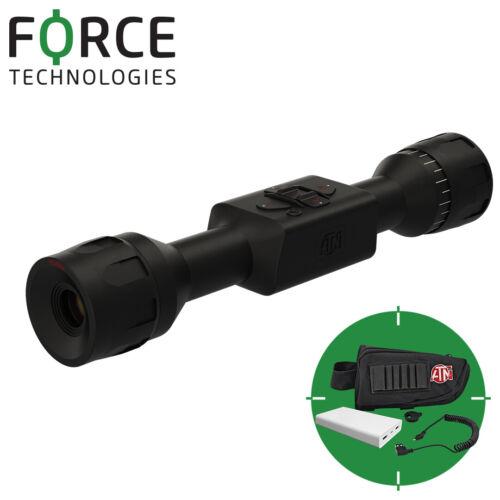 ATN Thor LT Thermal Rifle Scope + FREE ATN Power Battery Kit 20000 mAh
