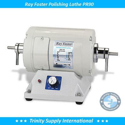 Variable Speed Lathe Pr90 Dental Lab Powerfulefficient Made In Usa Ray Foster