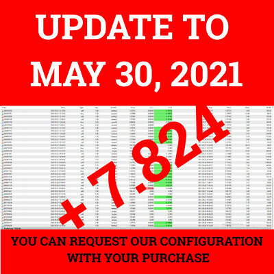 Forex Robot EA ARMAGEDDON  2021 - MT4 - Expert Advisor - Ready for use