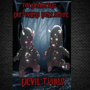 DEMON TWINS - Unique Horror Dolls! Helensvale Gold Coast North Preview