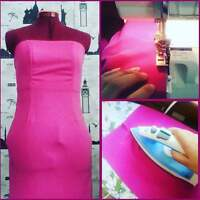 Fashion Designer, seamstress, alterations and tailoring