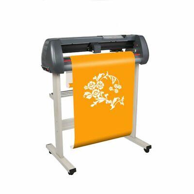 Ston 110v 28 Vinyl Sign Sticker Cutter Plotter Engraving Print Cutting Machine