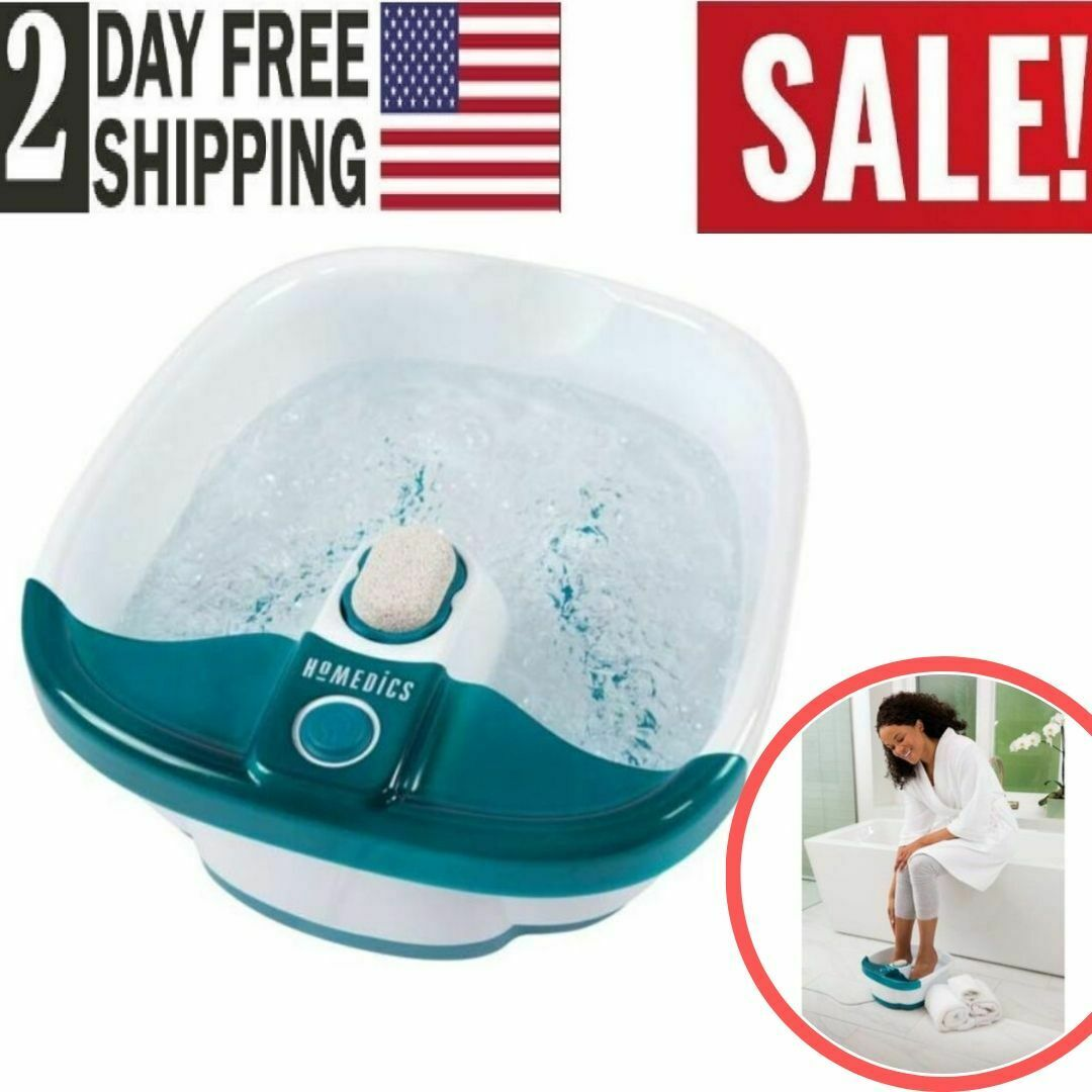 x large feet foot spa bath massager