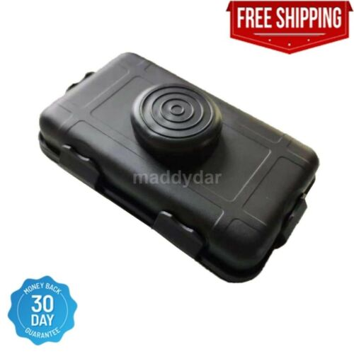 Magnetic Stash Box Waterproof Car Safe Secret Compartment Security Container