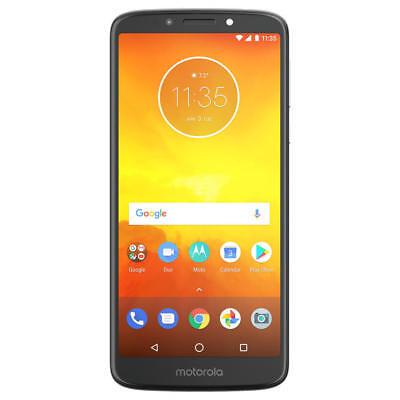 Motorola Moto E5 5.7 Inch 16GB 13MP 4G Mobile Phone - Flash Grey Sim Free Sealed