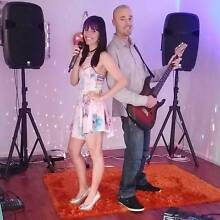 The Nick 'n' Nat Duo - Professional cover songs duo Mango Hill Pine Rivers Area Preview