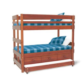 Bunkers bunk with underbed drawers and trundle bed Port Melbourne Port Phillip Preview