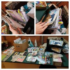 Massive scrapbooking collection Albany Creek Brisbane North East Preview