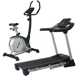 PACKAGE DEAL TREADMILL AND EXERCISE BIKE SAVE