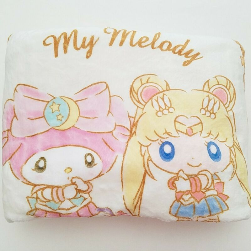 Sanrio Sailor Moon My Melody Blanket Japan