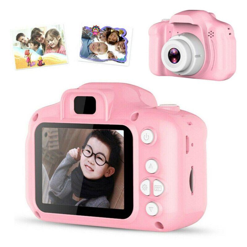 1080P Mini Digital Camera for Kids Baby Cute Camcorder Video