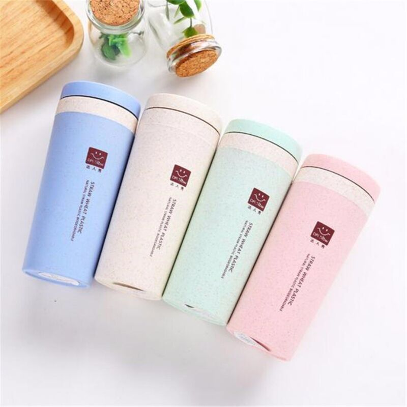 300ml Thermos Vacuum Cup Travel Outdoor School Coffee Flask