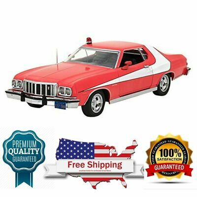 Diecast Model GreenLight- (1:24 Scale) Starsky and Hutch (TV Series)-1976 Ford