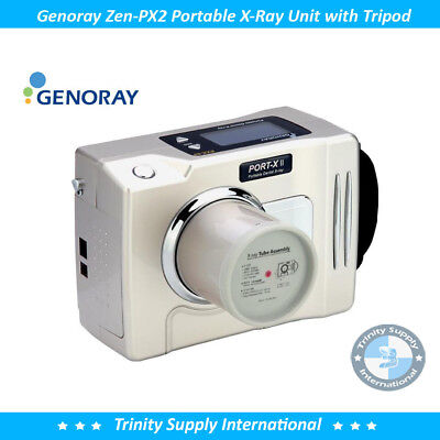 Portable Handheld X-ray Dental System Fda. Zen-px2.high Tech Equip Of Genoray