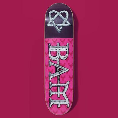 RARE - BAM MARGERA Element HIM 2 Deck Heartagram Skateboard