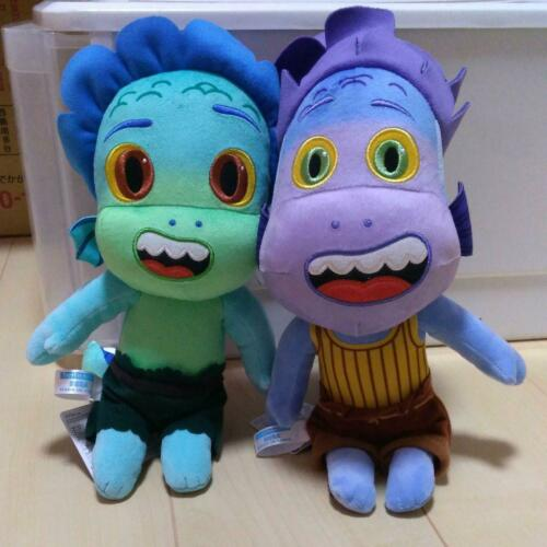 Disney Luca Alberto Plush Doll Stuffed Toy Mascot Limited Japan 30cm