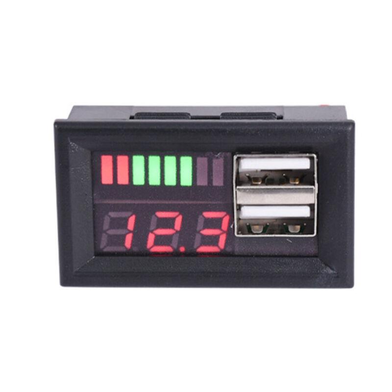 1pcs led 12v lead acid battery capacity