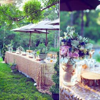 Gold Coast Wedding Hire- Event & Party - DIY or delivery service.