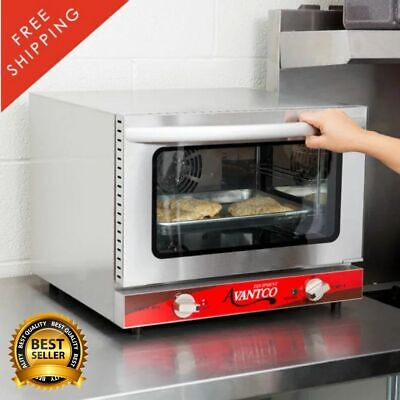 14 Size Commercial Restaurant Countertop Electric Convection Oven Adjustable
