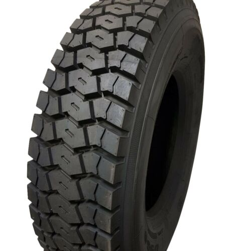 1-tire 265/70r19.5 H/16 Ply New Drive Truck Tires Road Crew 140/138k