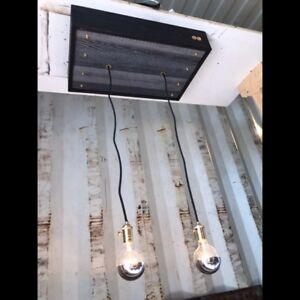 Ceiling mount light