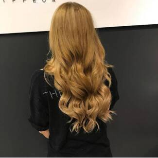 Tape Microbead Hair Extensions Service By Brooke