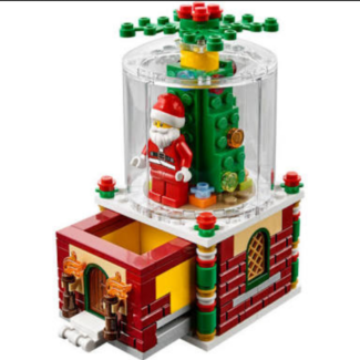Lego SnowGlobe  NEW