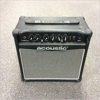 Electric guitar amplifier acoustic (comes With Cord)