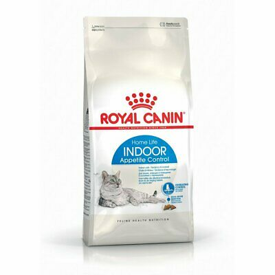 Royal Canin Home Life Indoor Appetite Control Dry Cat Food - 4kg