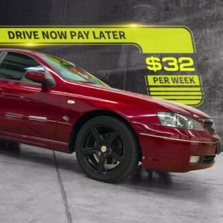$32 a week - warranty, rego, roadside, RWC - Ford Fairmont Ghia Williamstown North Hobsons Bay Area Preview