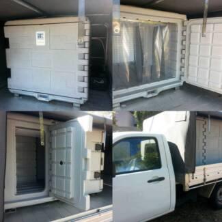 ColdCube Cold Cube Fridge or Freezer Transportable Unit + extras