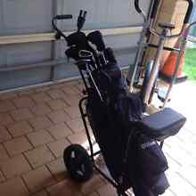 FULL SET OF GOLF CLUBS - MUST SELL ASAP Ridgewood Wanneroo Area Preview