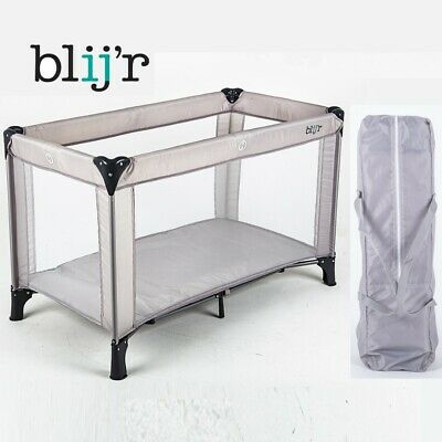 Blij ' R Sleepy Cuna de Viaje Niño Baby-Bett Cama Infantil Plegable...