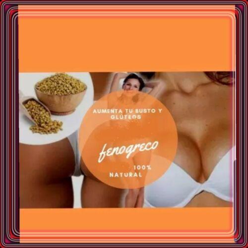 GEL FENOGRECO CHUPA + COLAGENO aumenta BUSTO & GLÚTEOS  + VITAMINA E 4