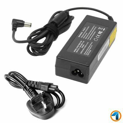 Portátil 90W Cargador Adaptador AC Para Sony Vaio VGN-FZ31Z + 3 Pin...
